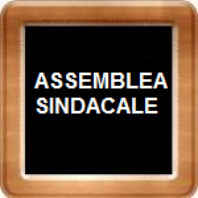 Assemblea sindacale del 22/11/2019  CISL SCUOLA