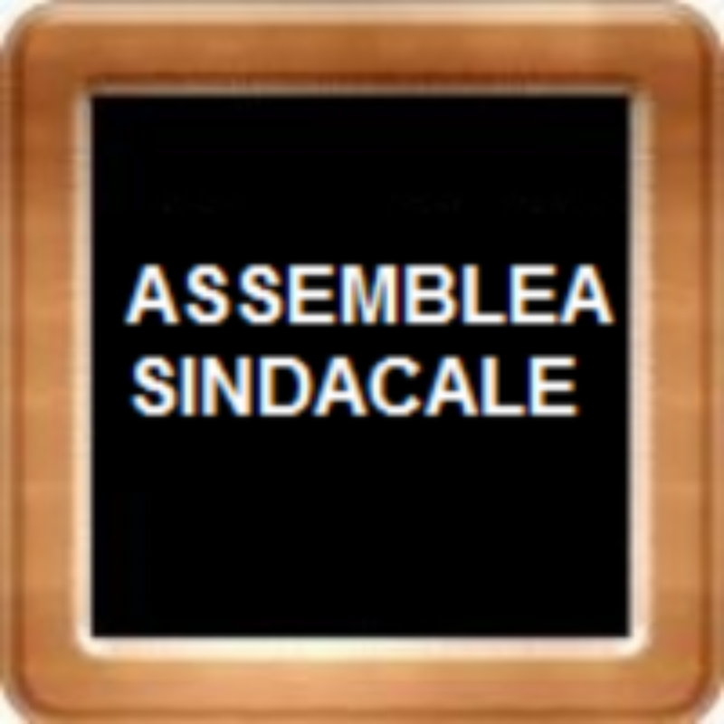 Assemblea sindacale indetta dal sidacato Cisl S...