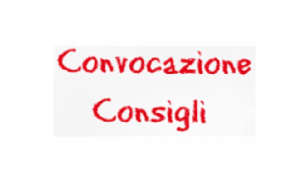 Convocazione consigli di interclasse del 13/05/...