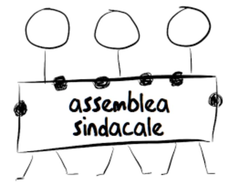 Assemblea sindacale GILDA UNAMS per il 2/10/2019