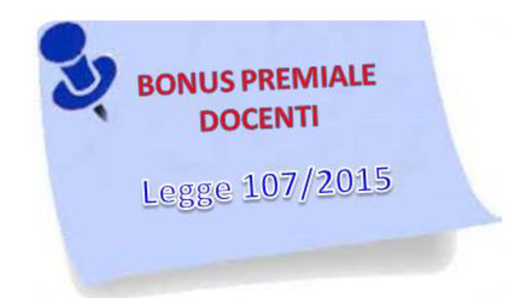 Determina di assegnazione del bonus premiale do...