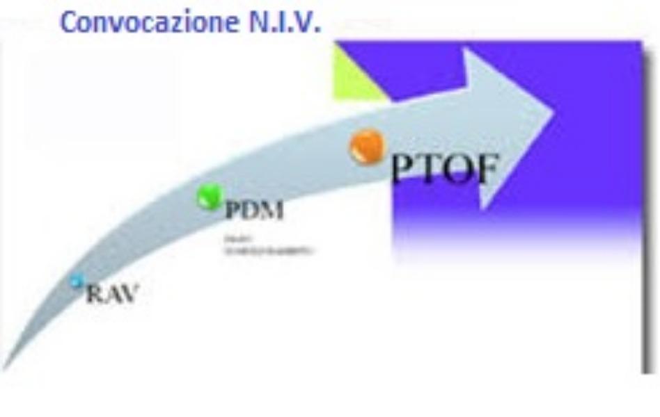Convocazione NIV per elaborazione rendicontazio...